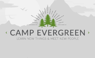 Camp Evergreen Logo